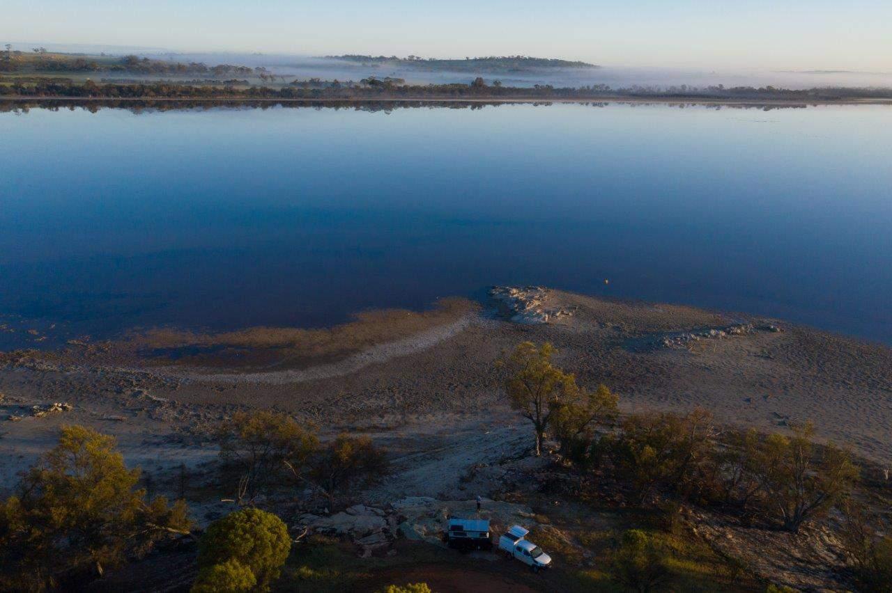 Queerearrup Lake