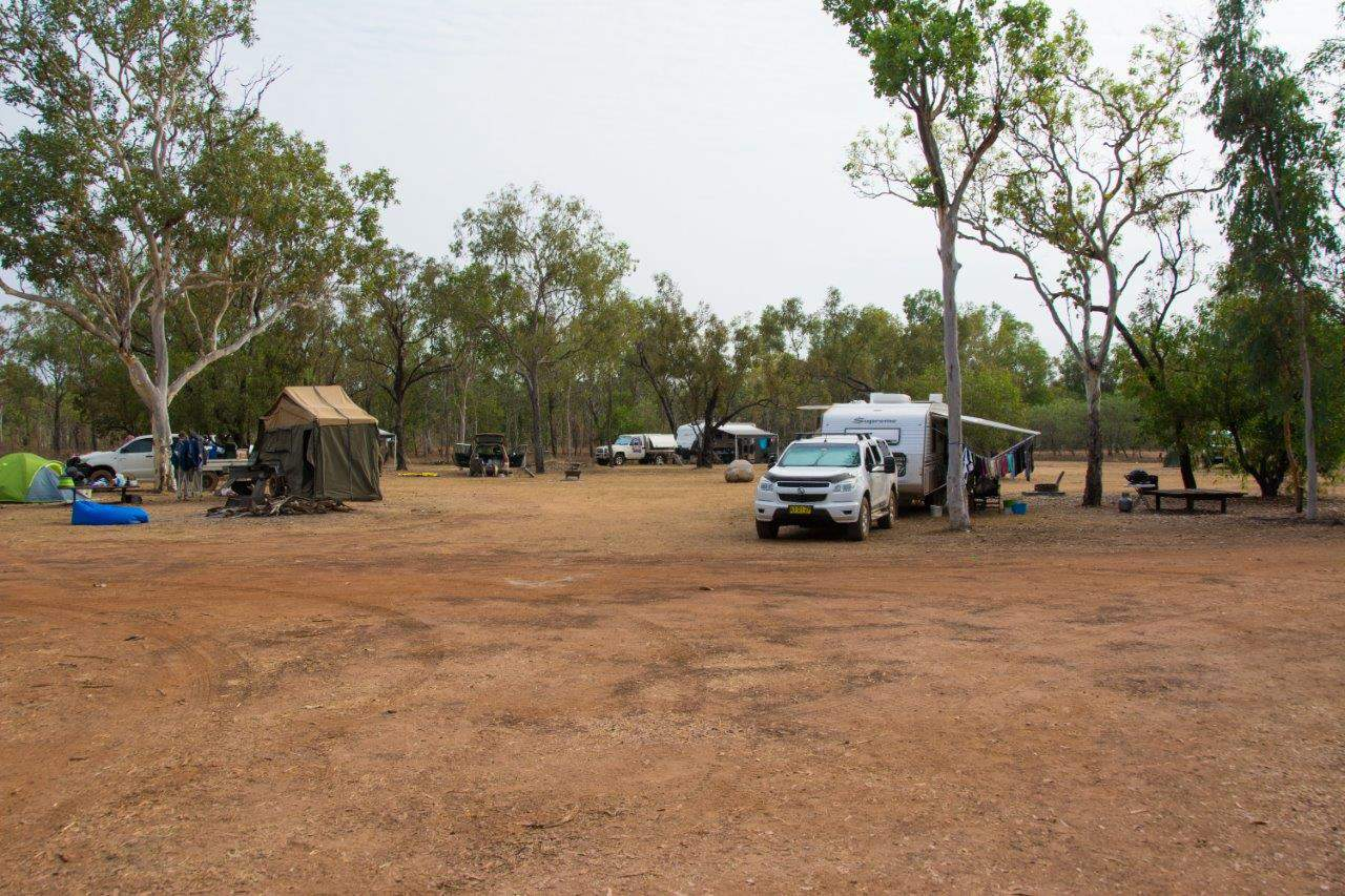 Douglas Hot Springs Camp