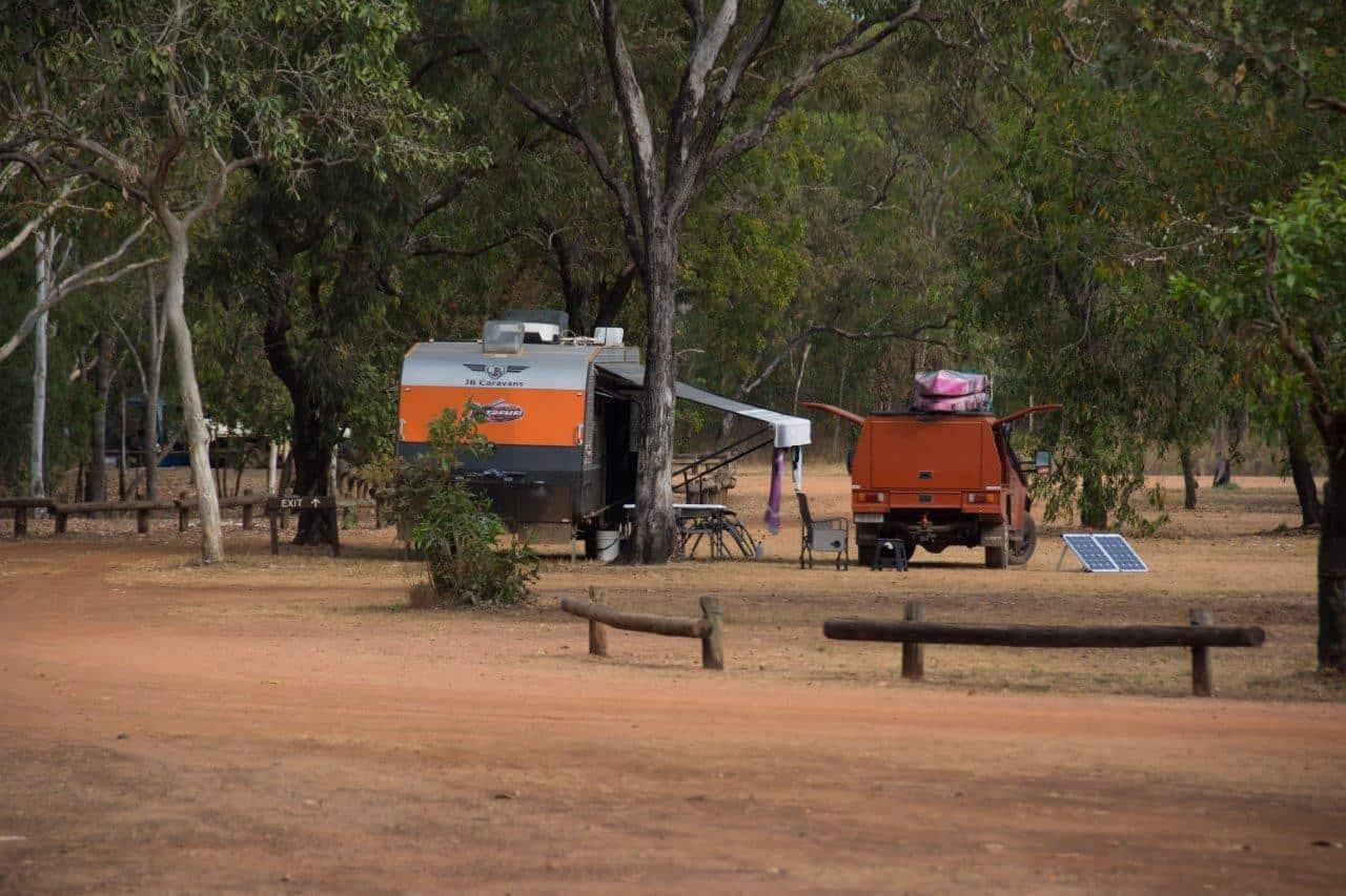 Douglas Hot Springs Camping