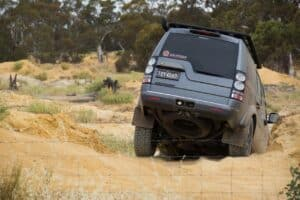 4WD parks in WA