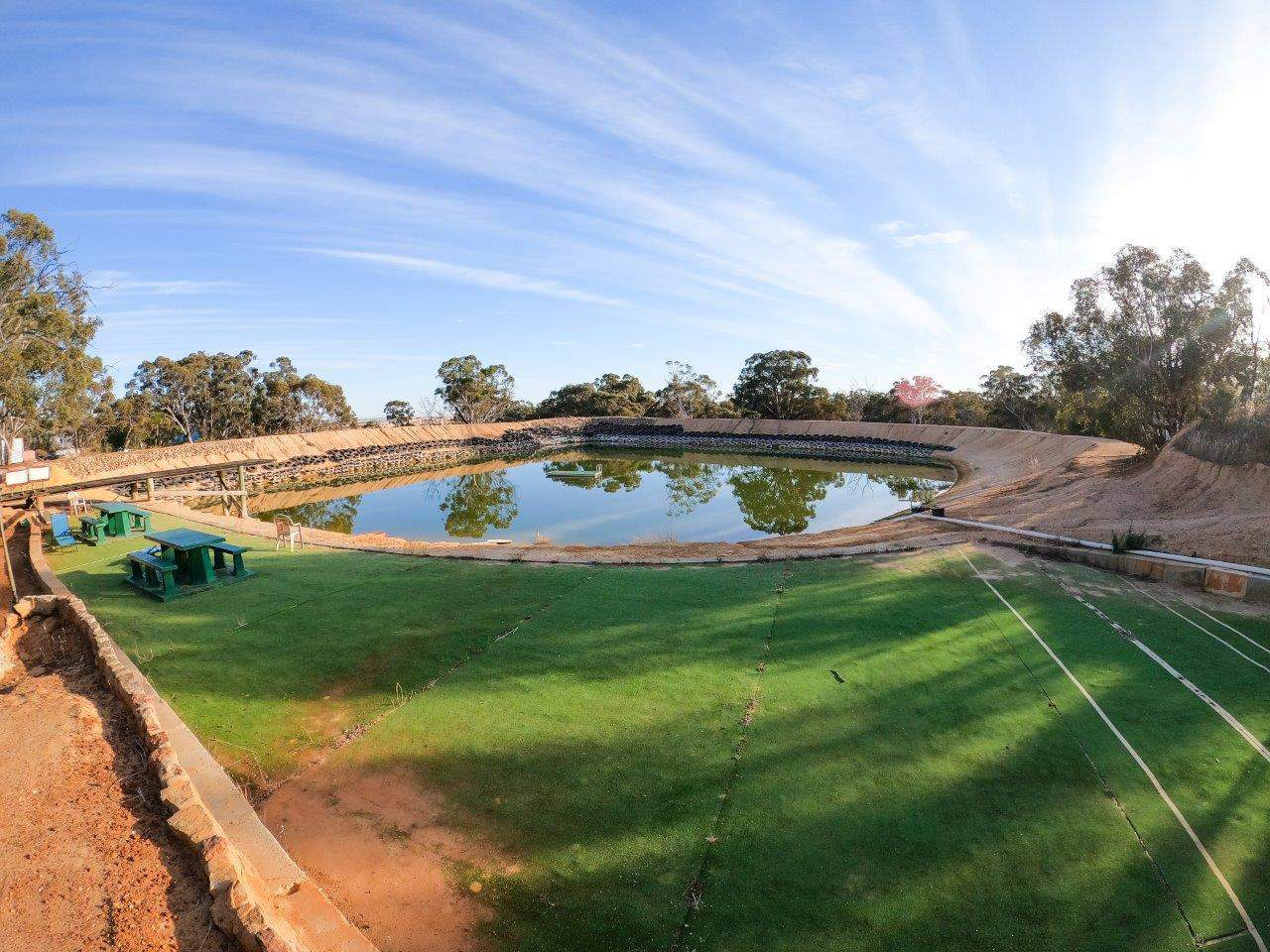 White Gum Farm Dam