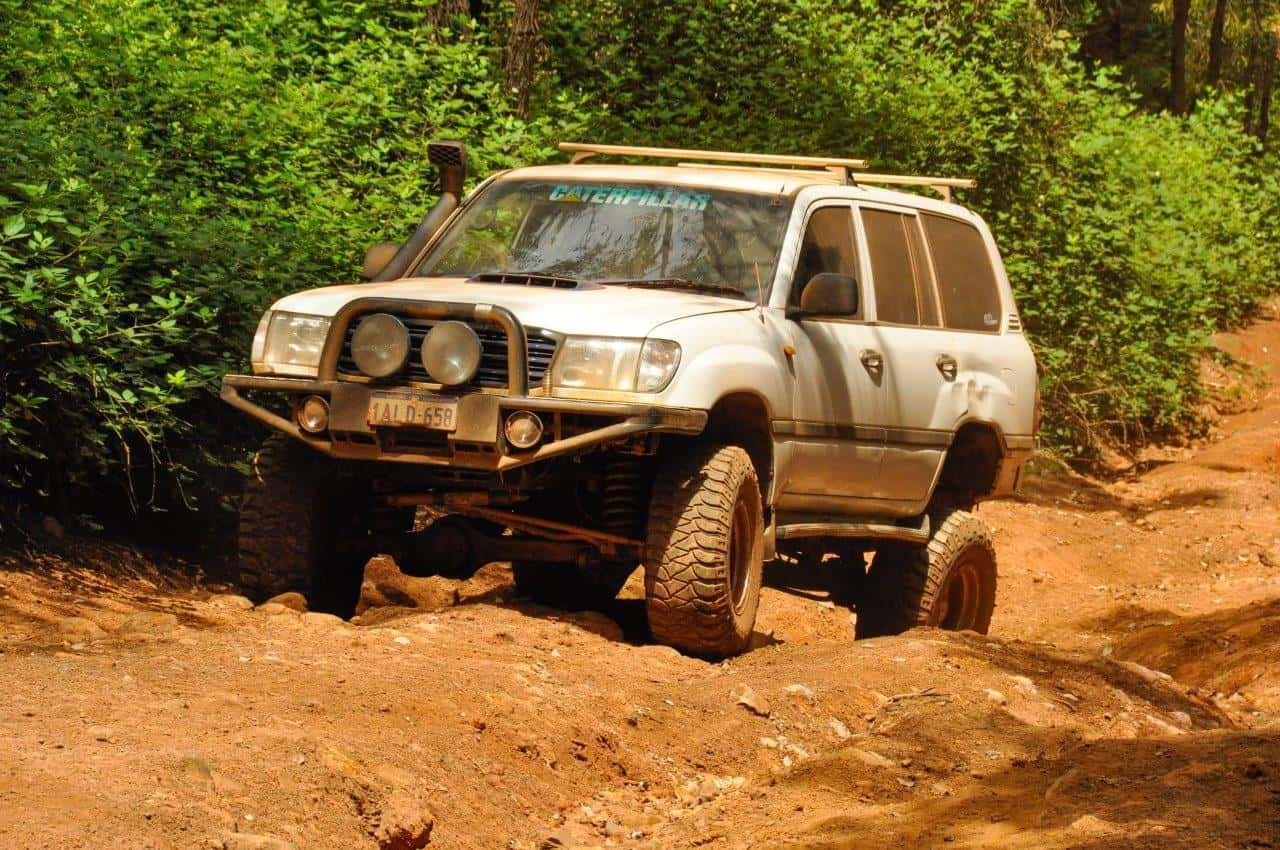 4WD tracks near Perth