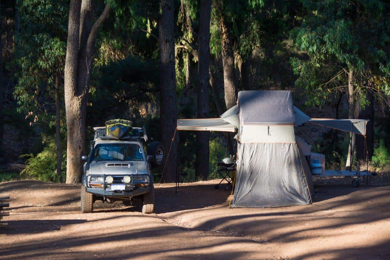 Nanga Mill Camping