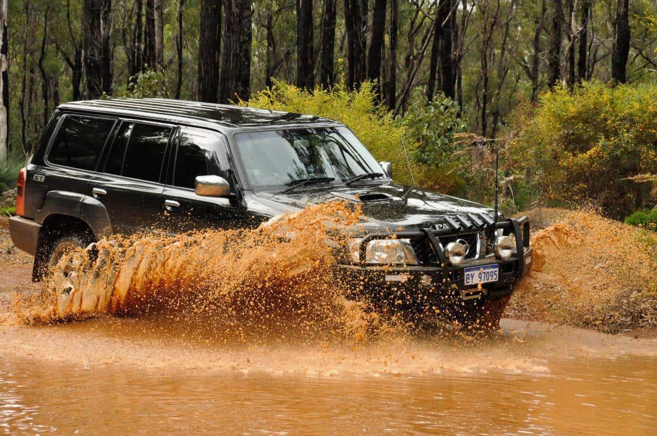 RWD 4WD