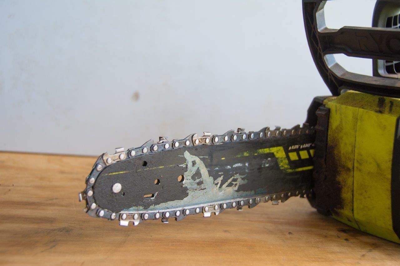 Ryobi Chainsaw blade