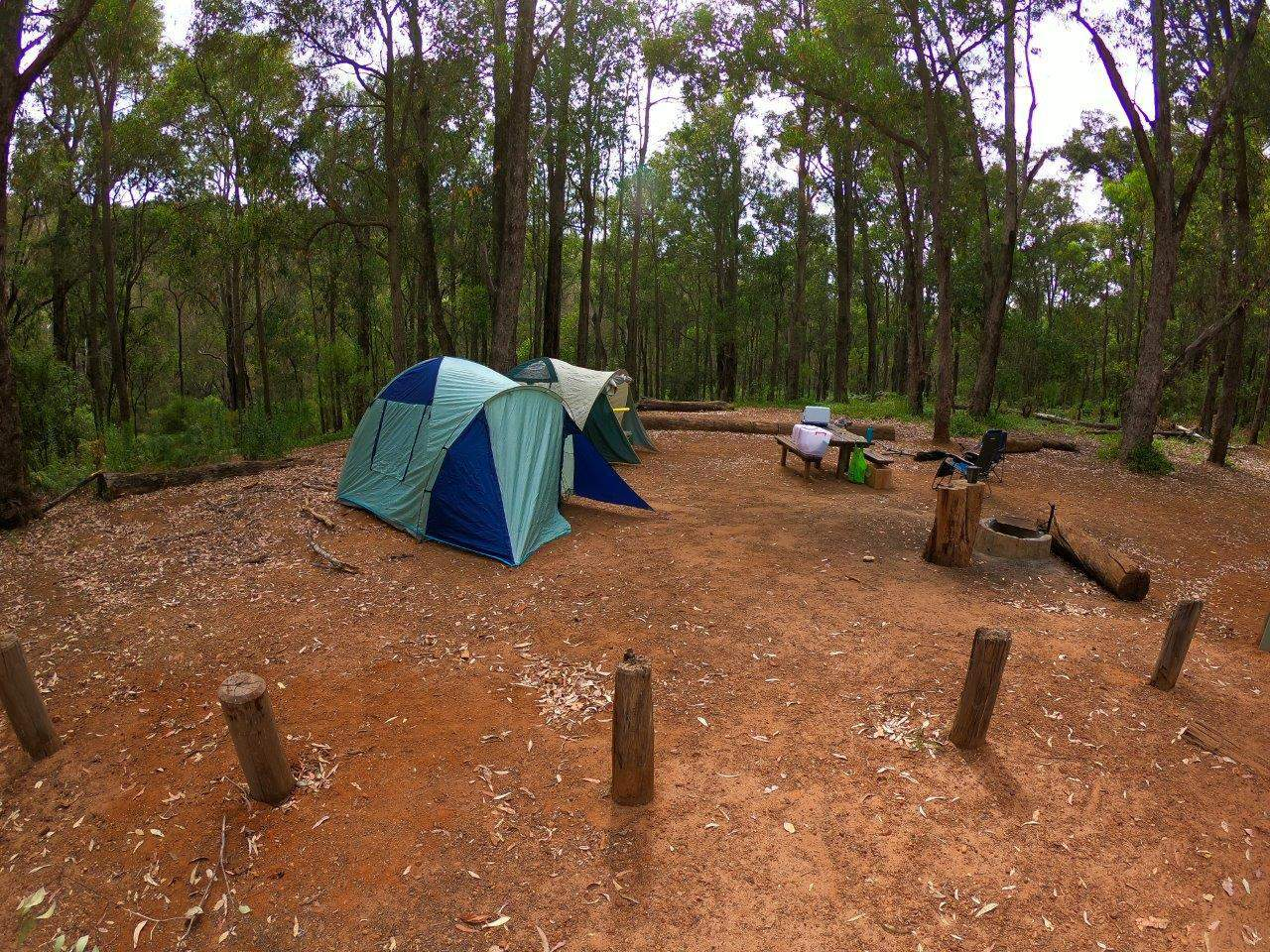 Stringers camping