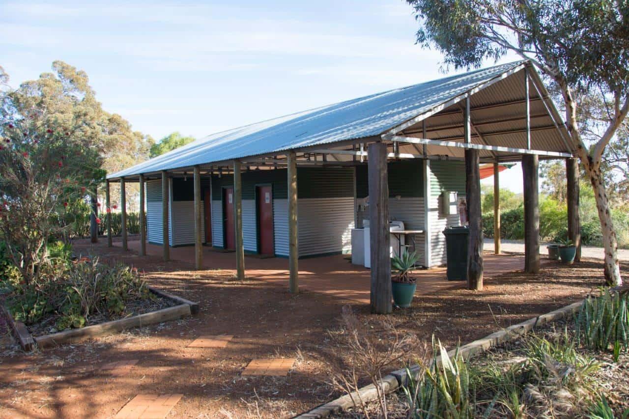 White Gum Farm facilities