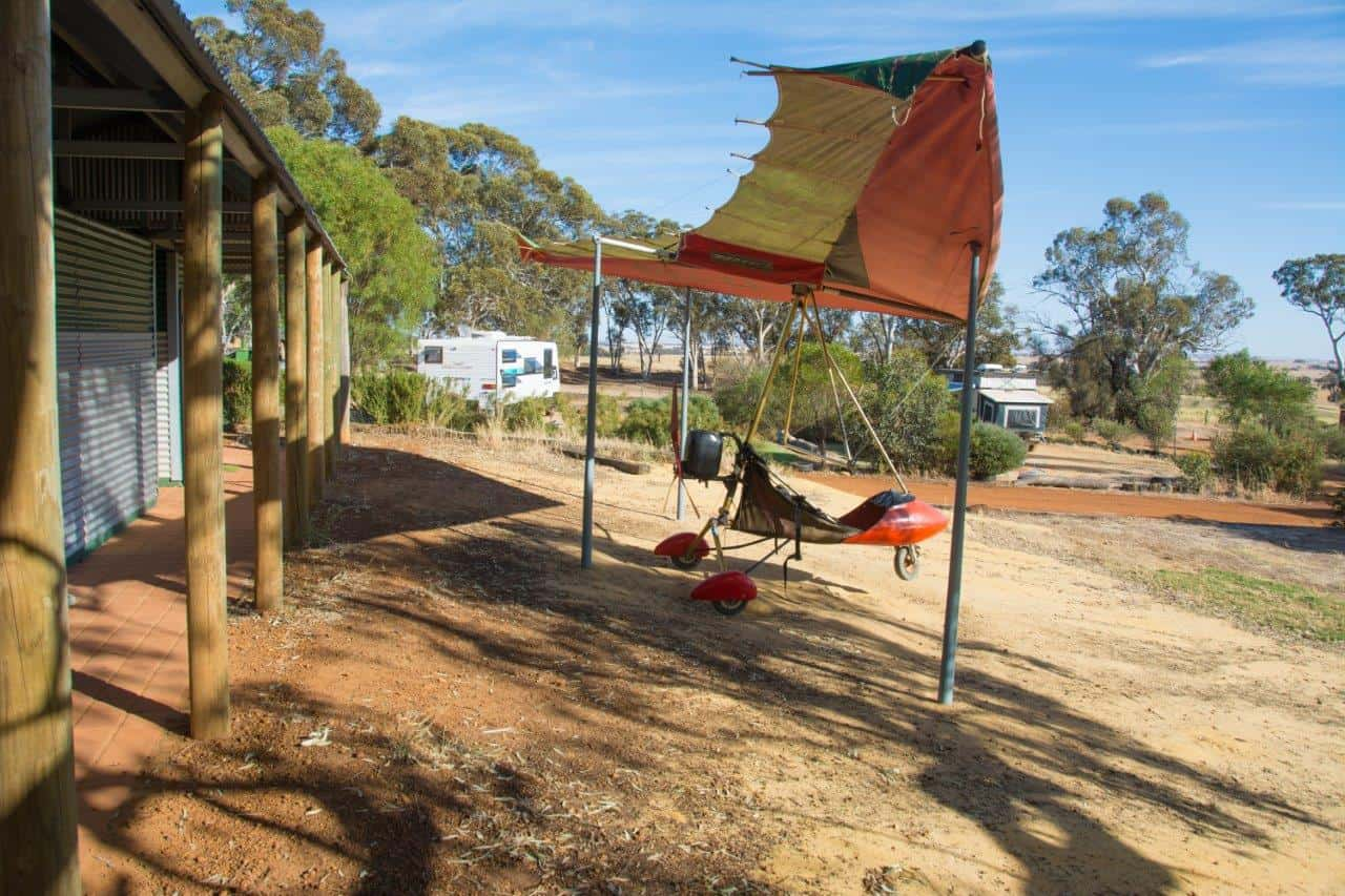 White Gum Farm Swing