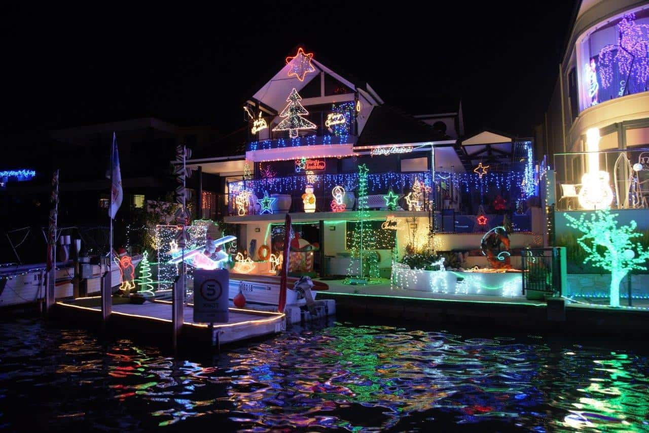 Mandurah Christmas Lights
