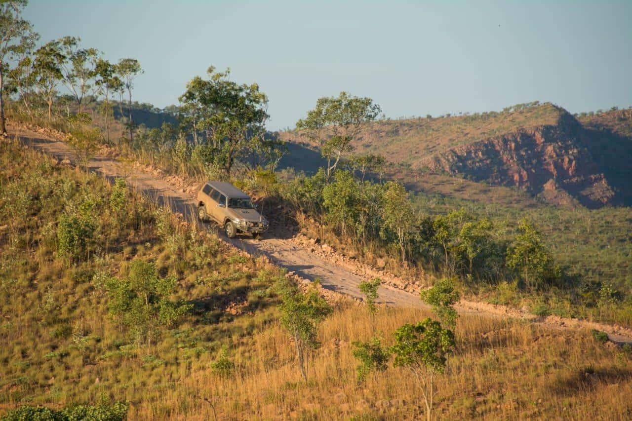4WD Tracks El Questro