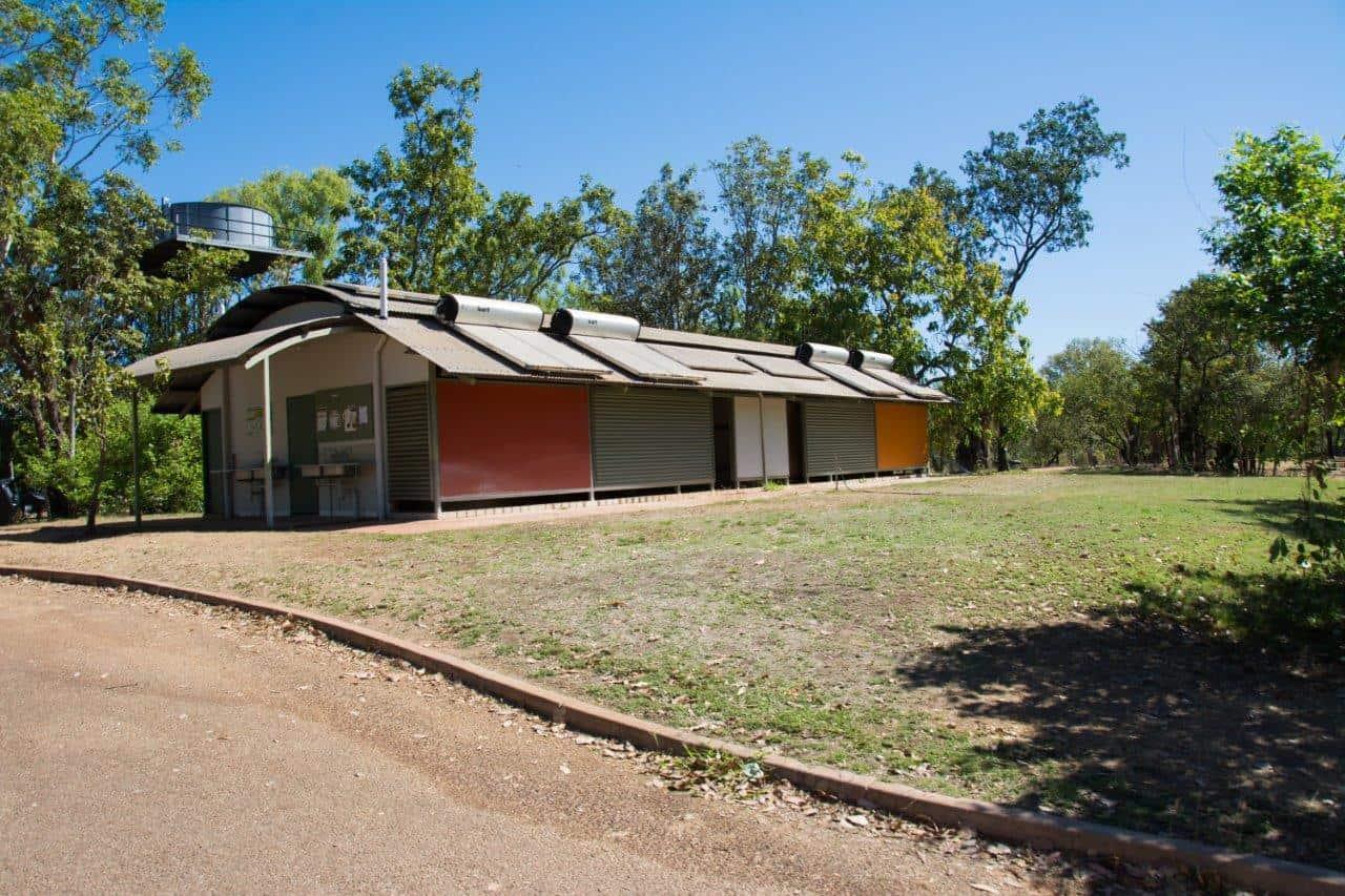 Gunlom Camp Ground