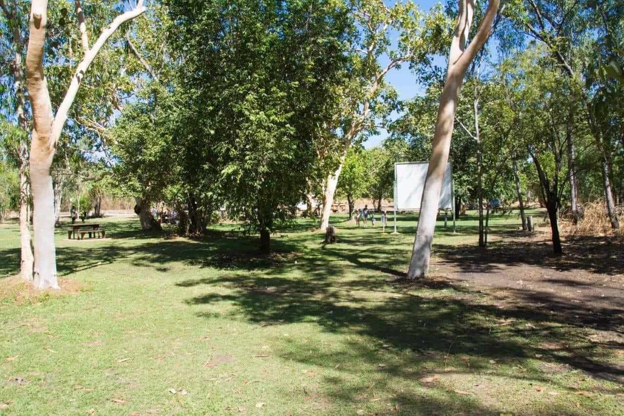 Gunlom day use area