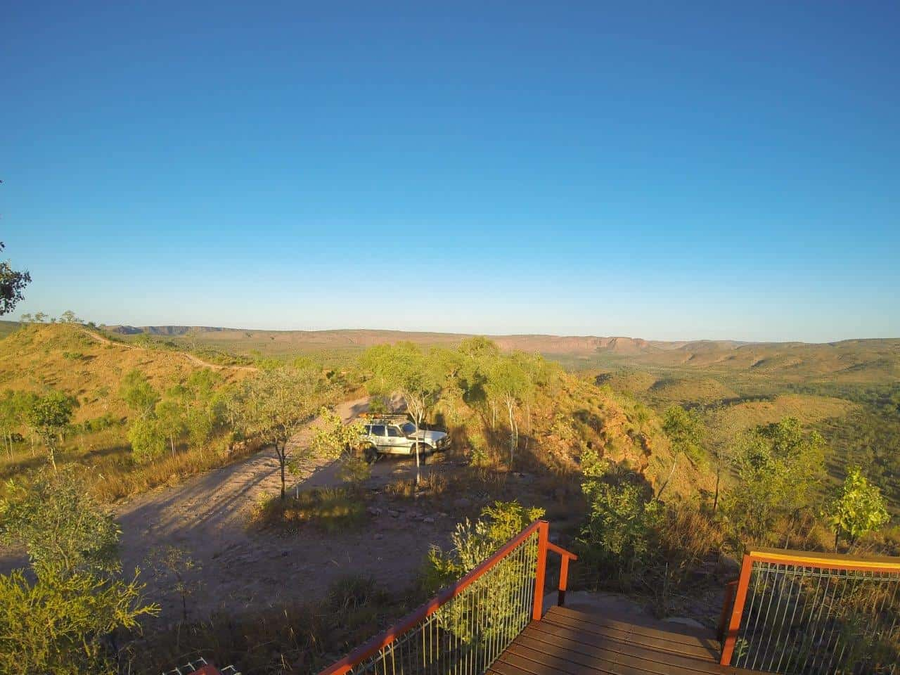 Saddle Back Ridge Views