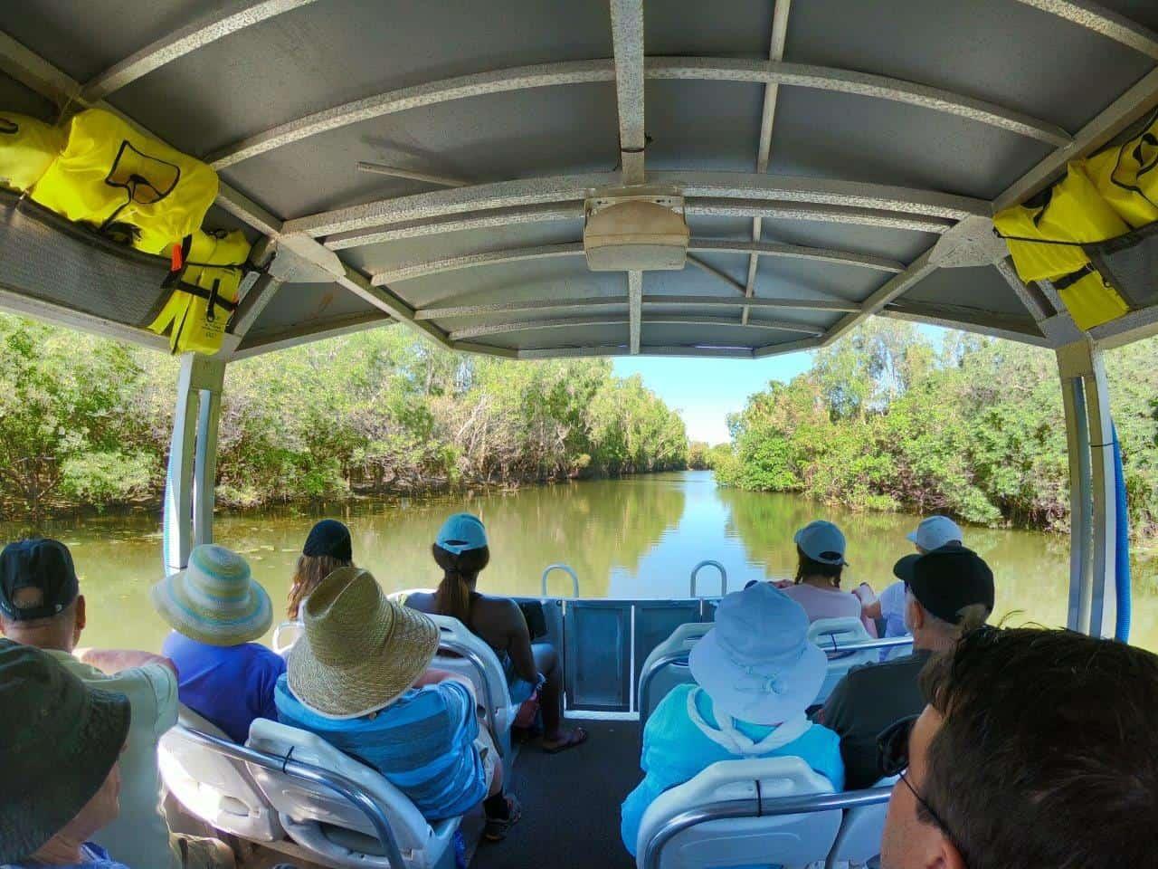 Kakadu boat cruise