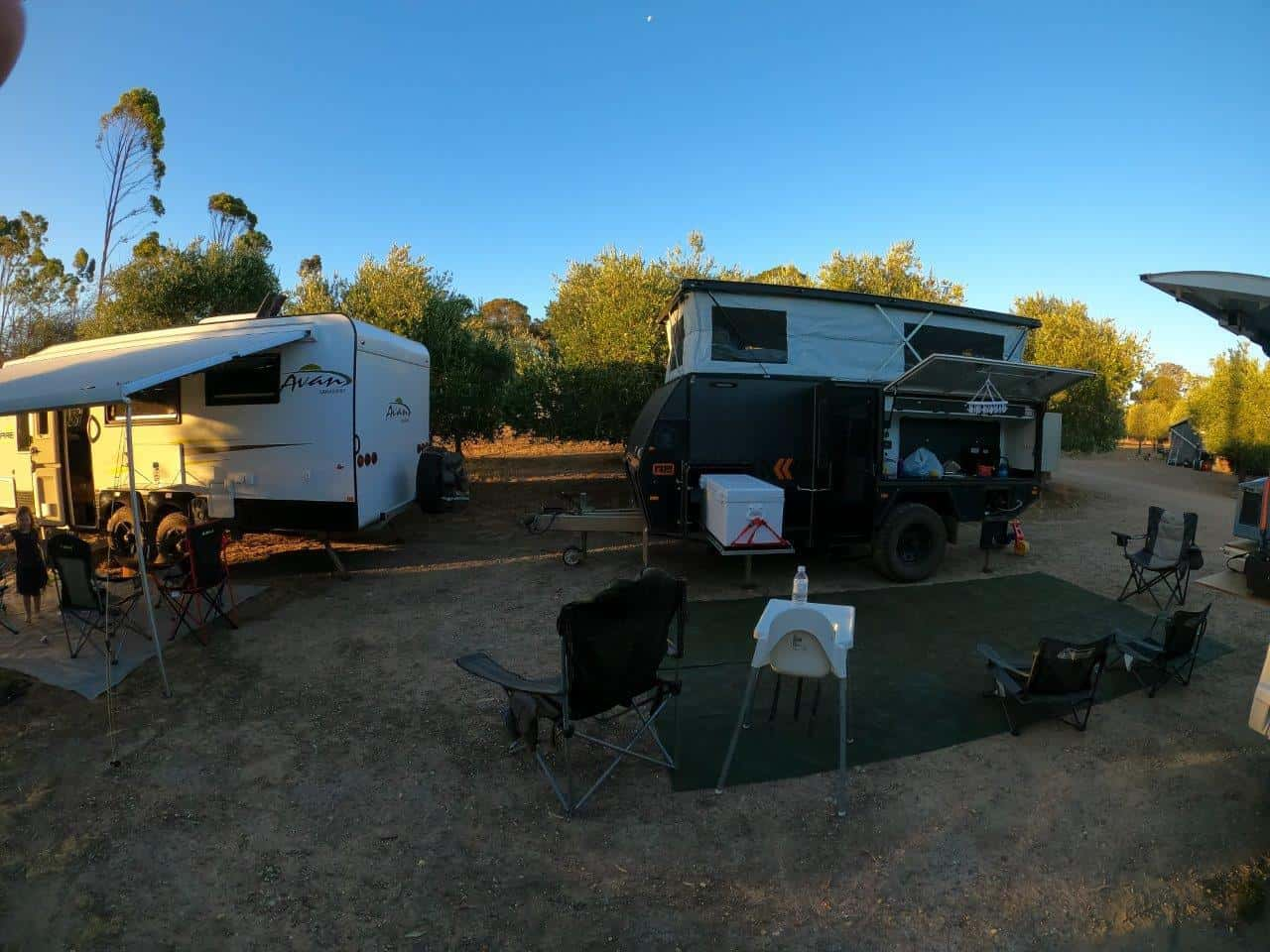 Olive Hill Farm Camping