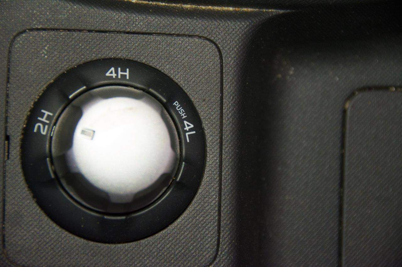 4WD Dial