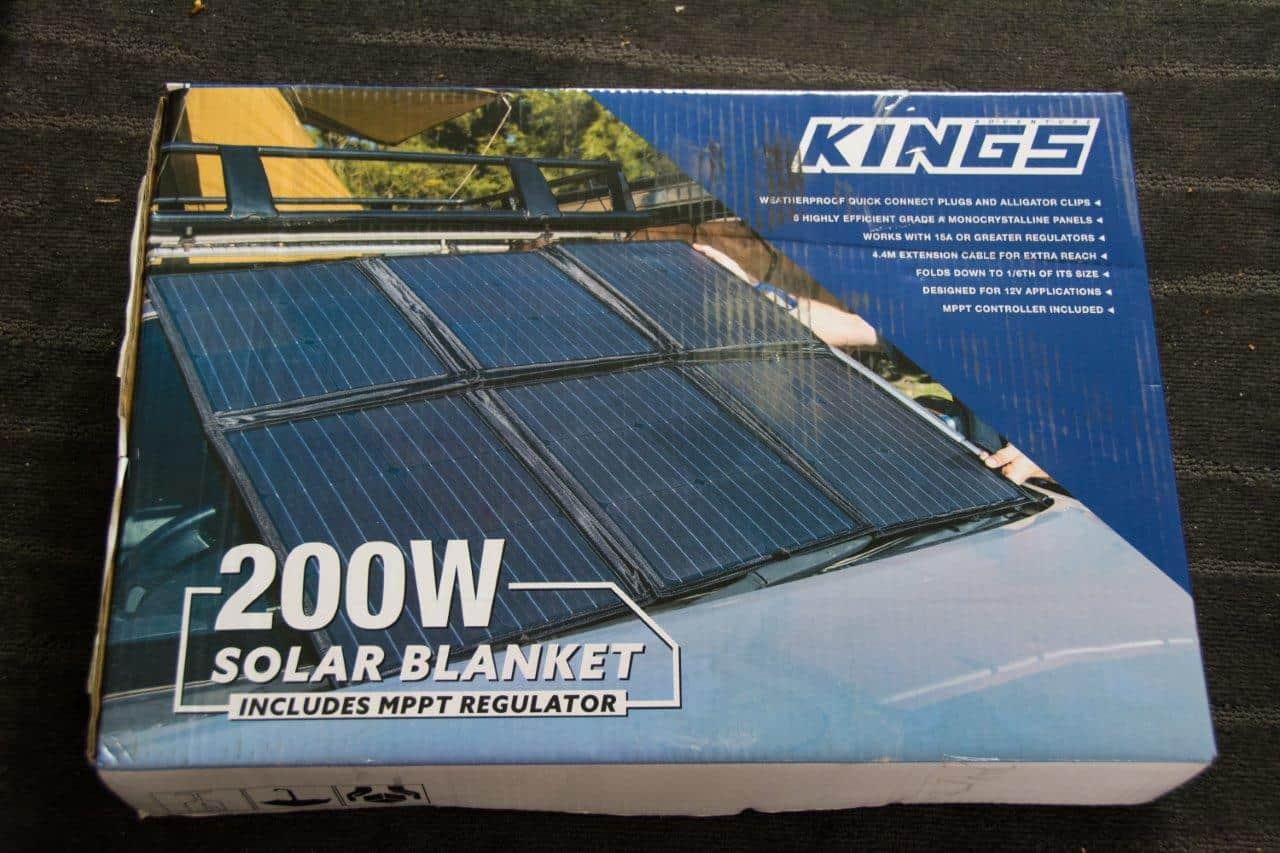 Kings Solar Blanket