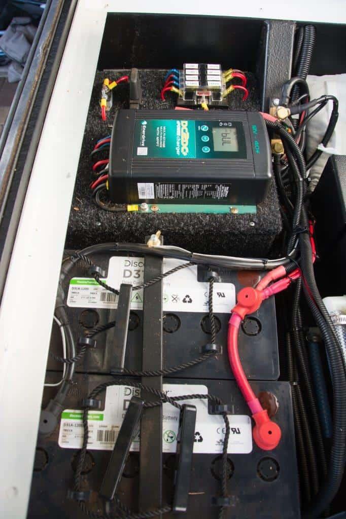 12V setup in our Reconn R2