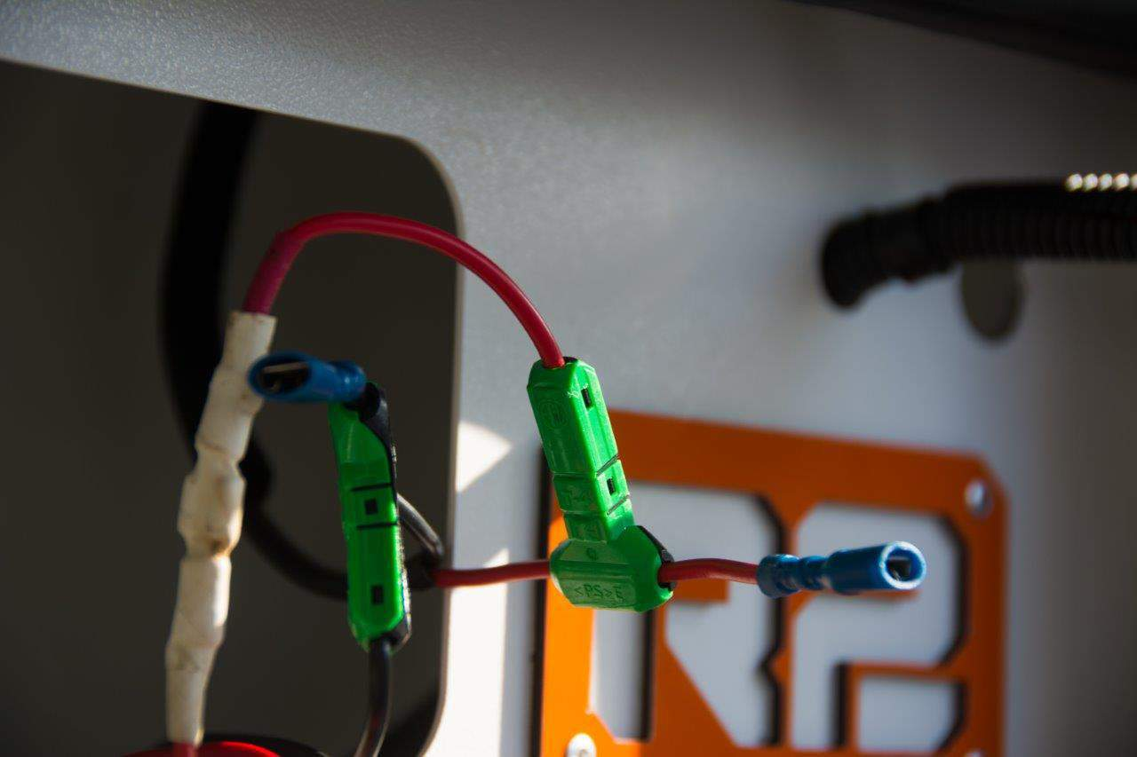 Dodgy 12V wiring