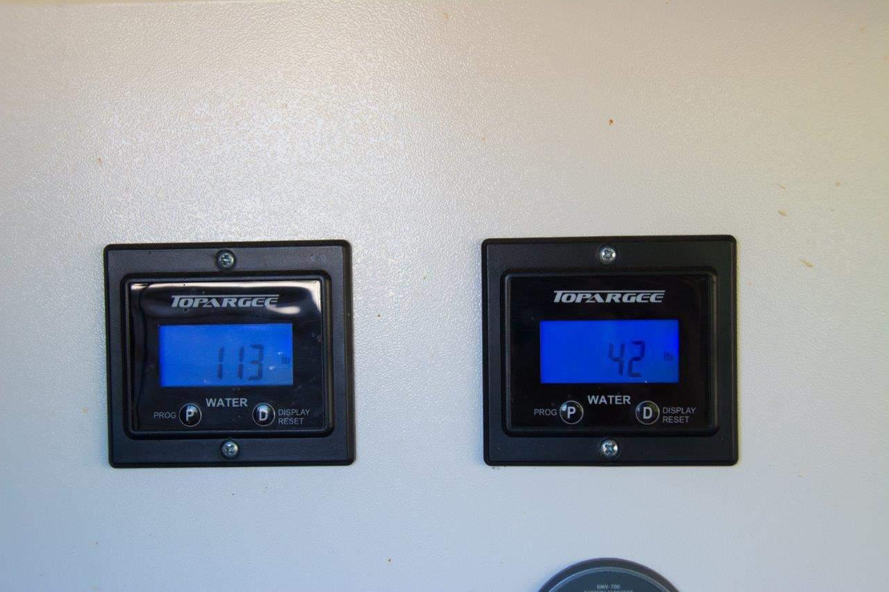 Topargee water meter