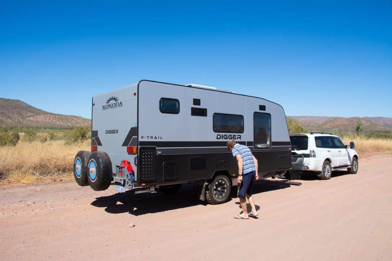 Single axle vans are lighter