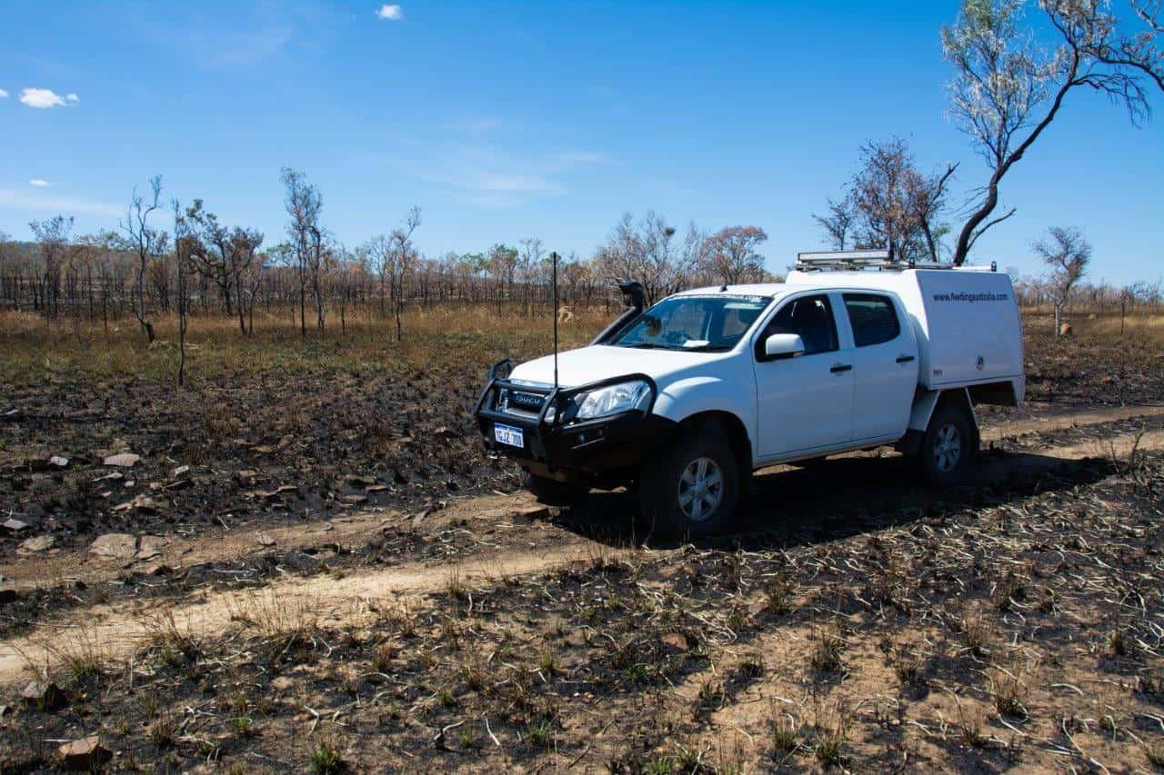 Remote 4WD Track