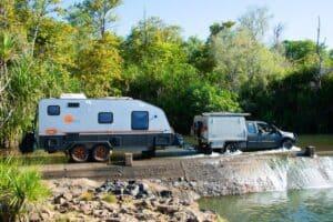 Dual axle or single axle caravan?