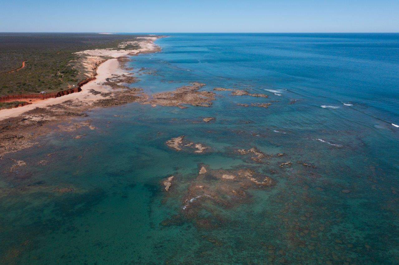 James Price Point Reef