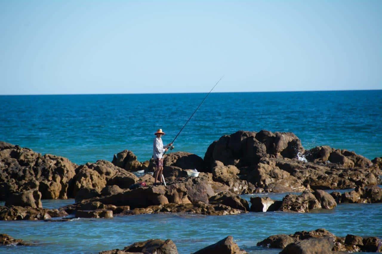 James Price Point Fishing