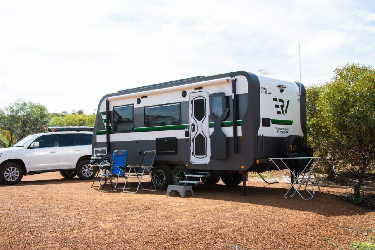 Electric Caravan