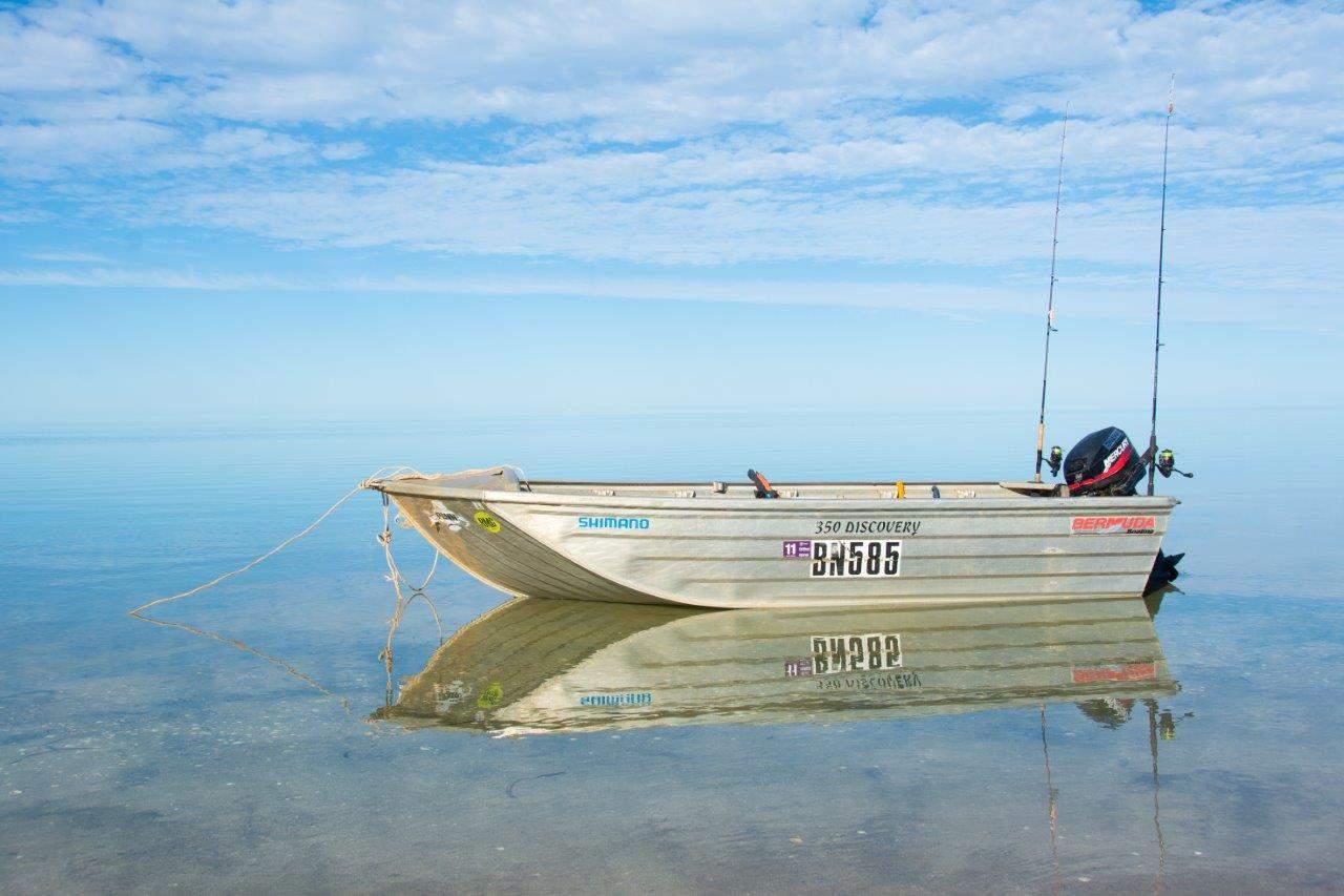 Bush Bay Boating
