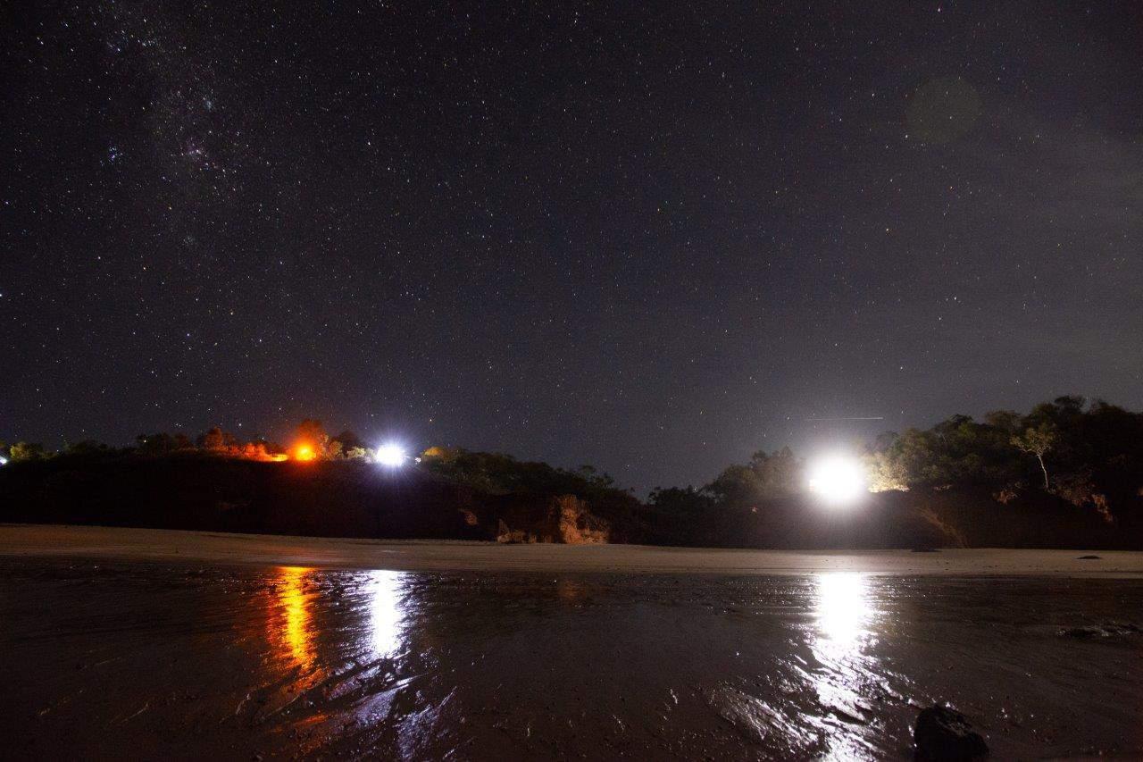 Pender Bay reflections