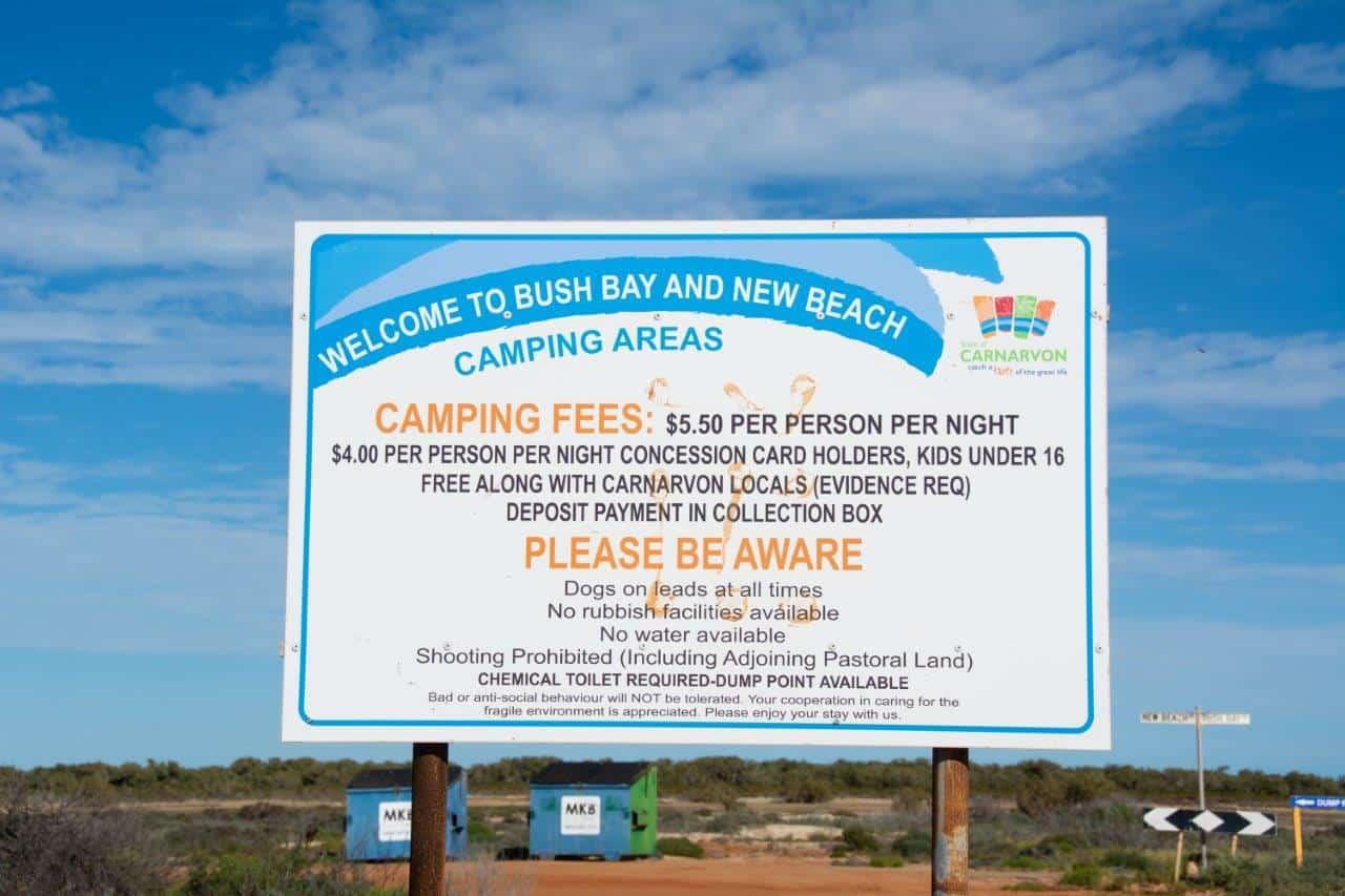 Bush Bay Information