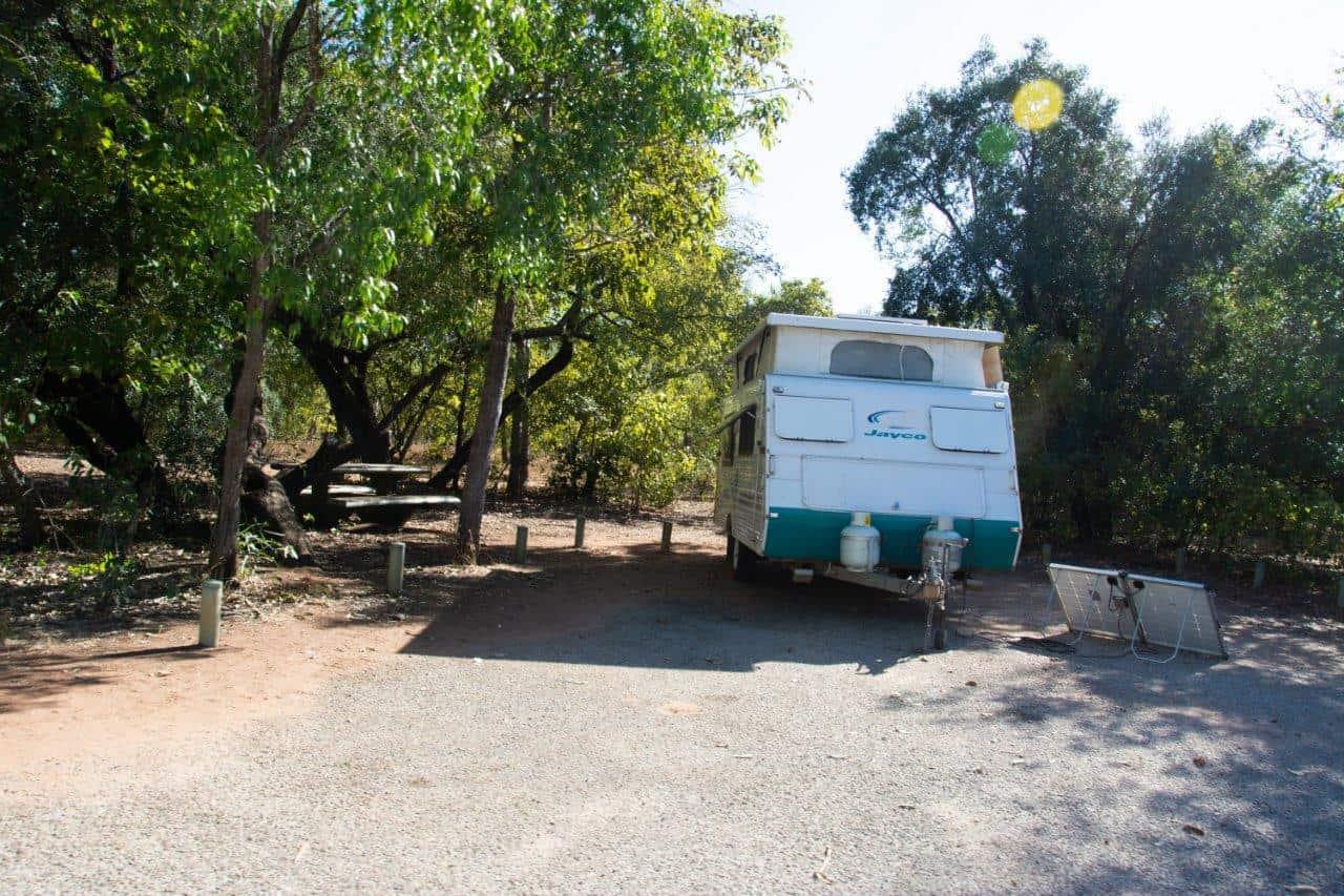 Elsey National Park Camping