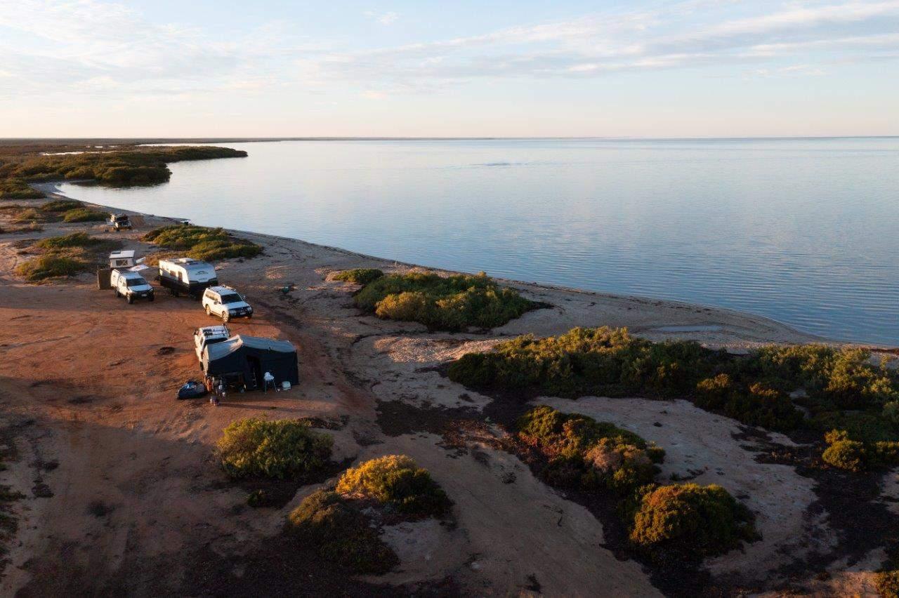 Bush Bay Camping