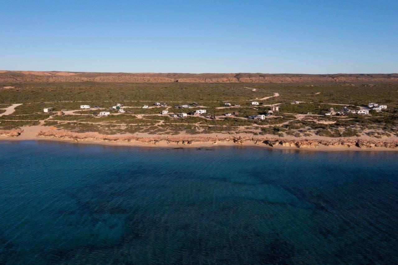 Accessing Osprey Bay