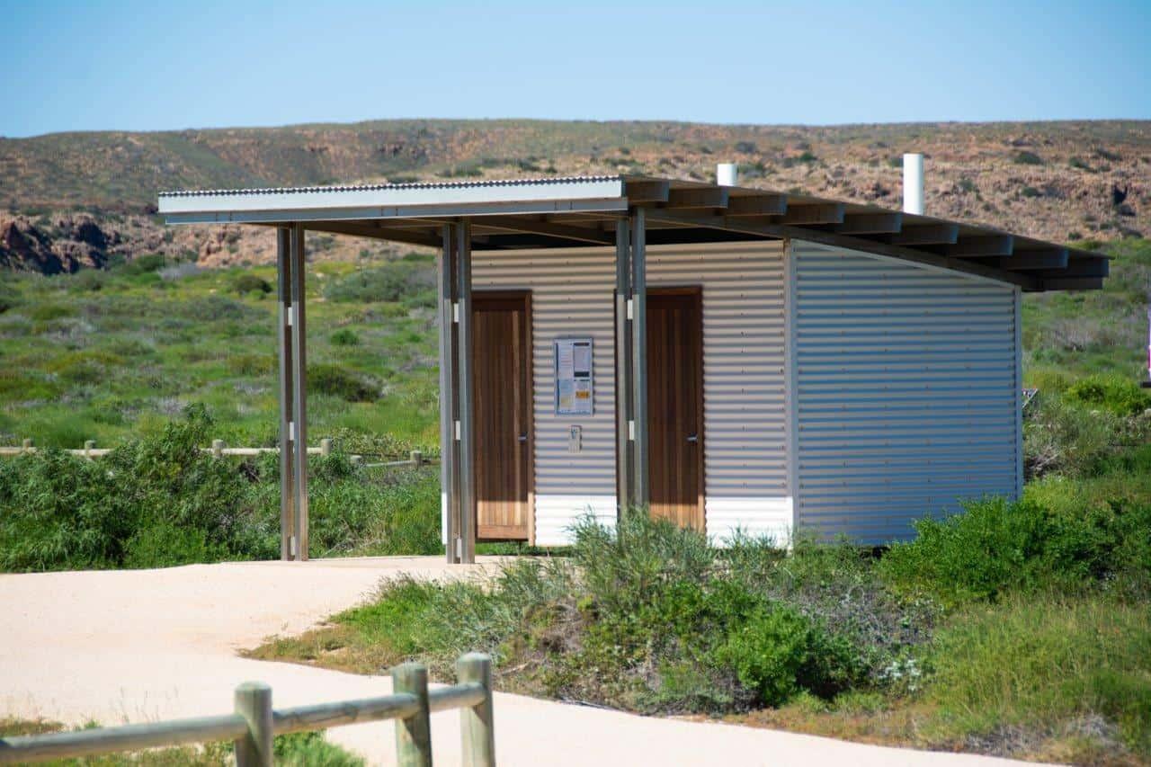 Osprey Bay Toilets