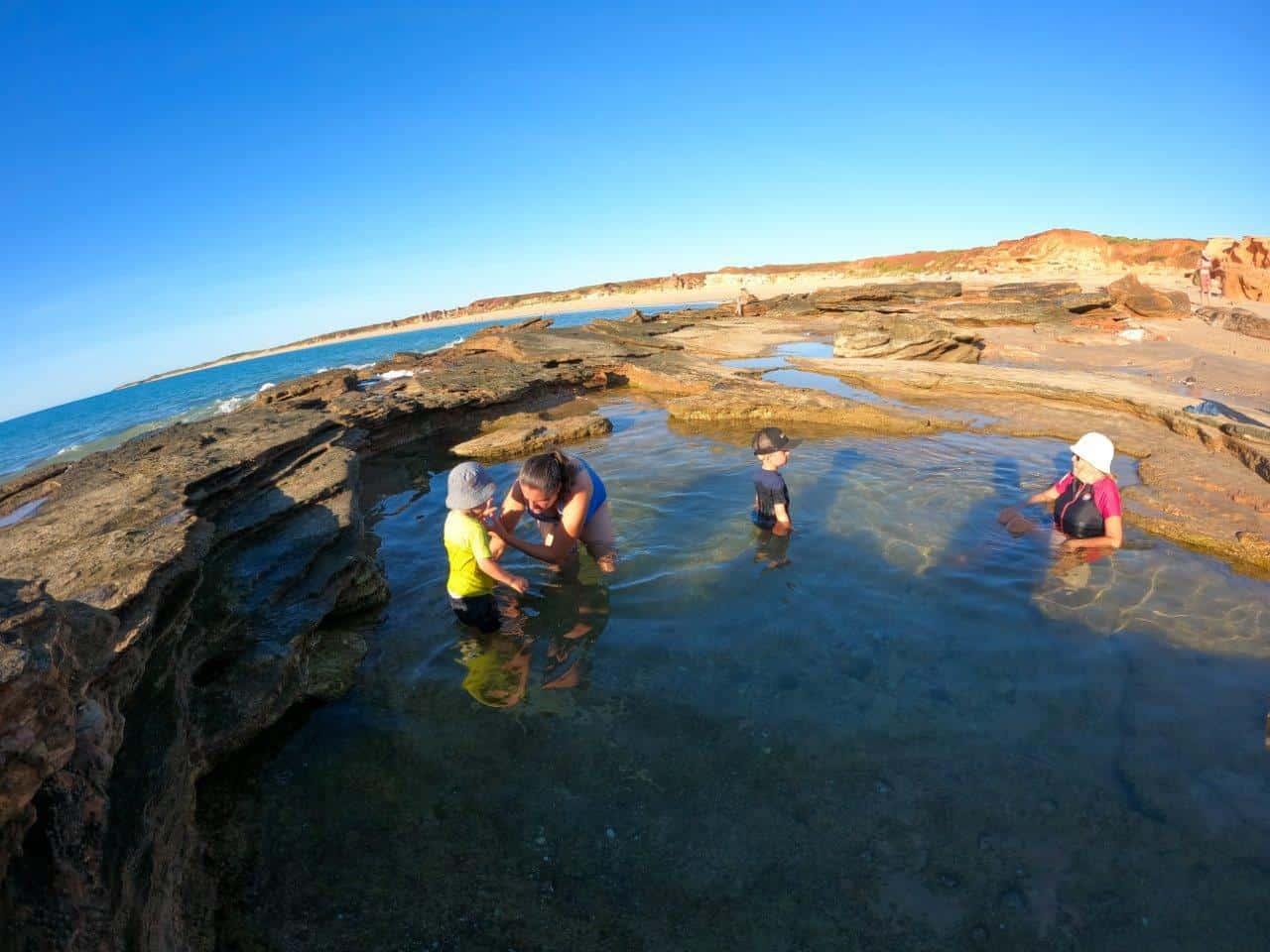 Barn Hill Rock Pools