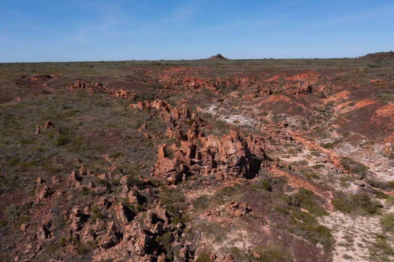 Rocks at Barn Hill