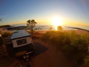 The best camp site in Australia