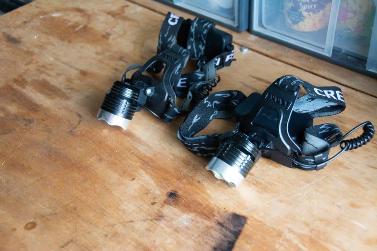 eBay Head torches