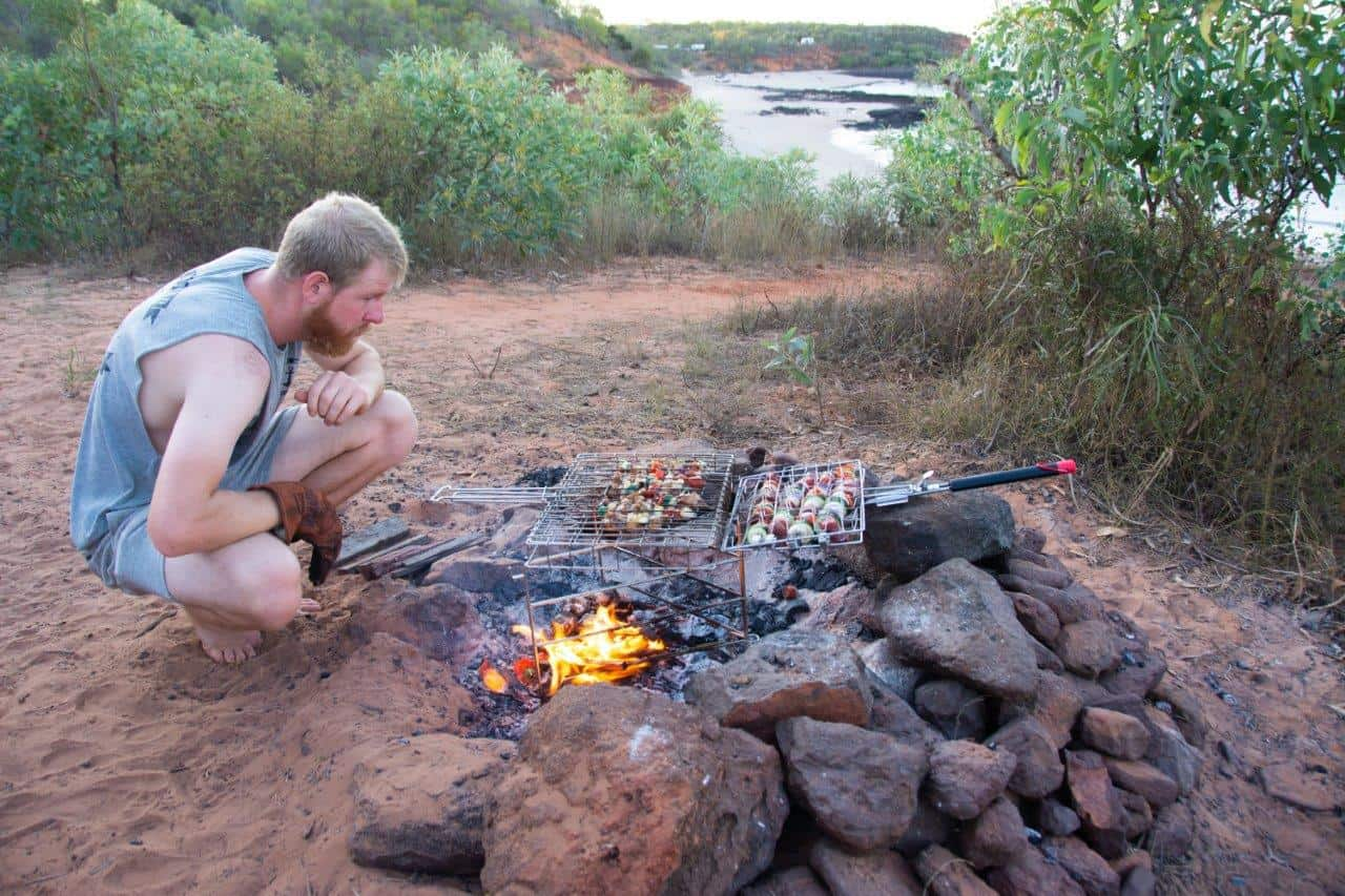 Camp Braai alternative