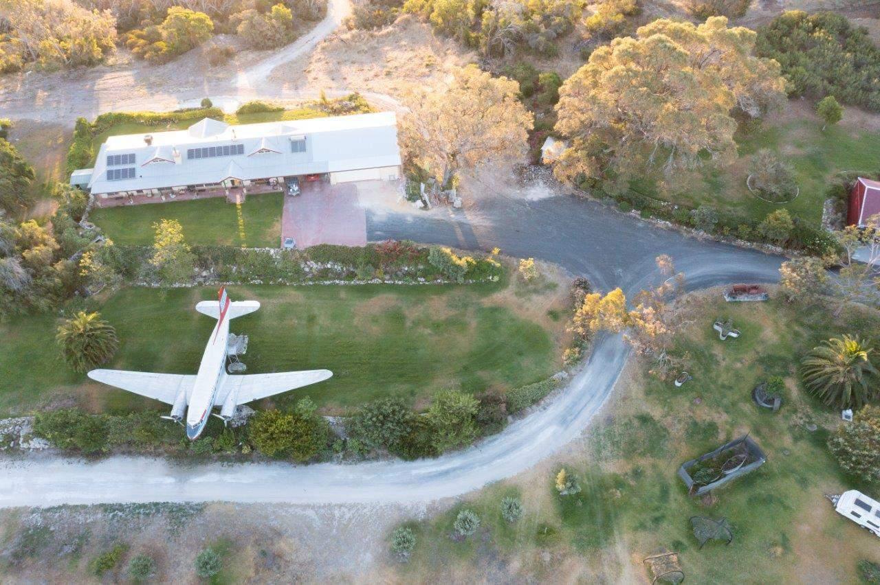 A giant plane