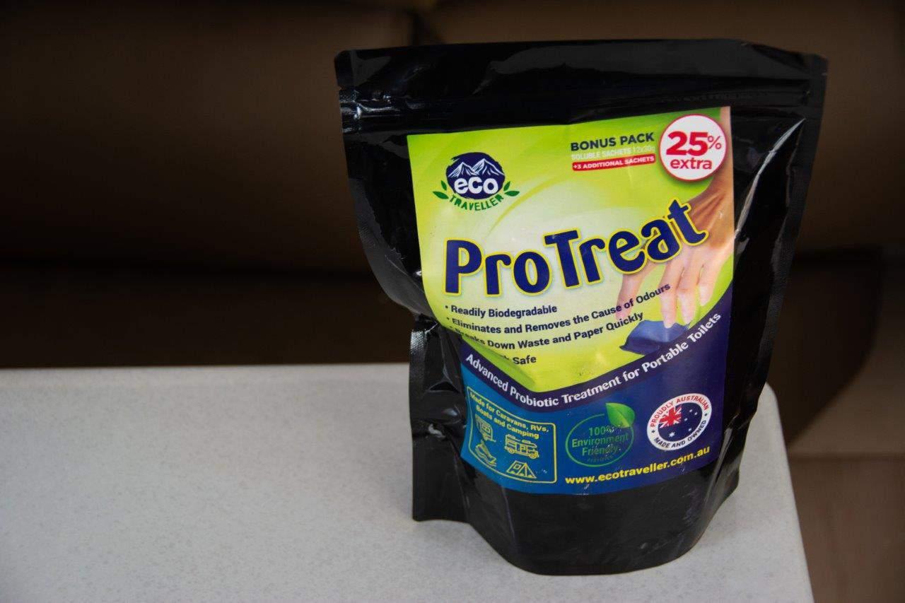 ProTreat Toilet chemicals