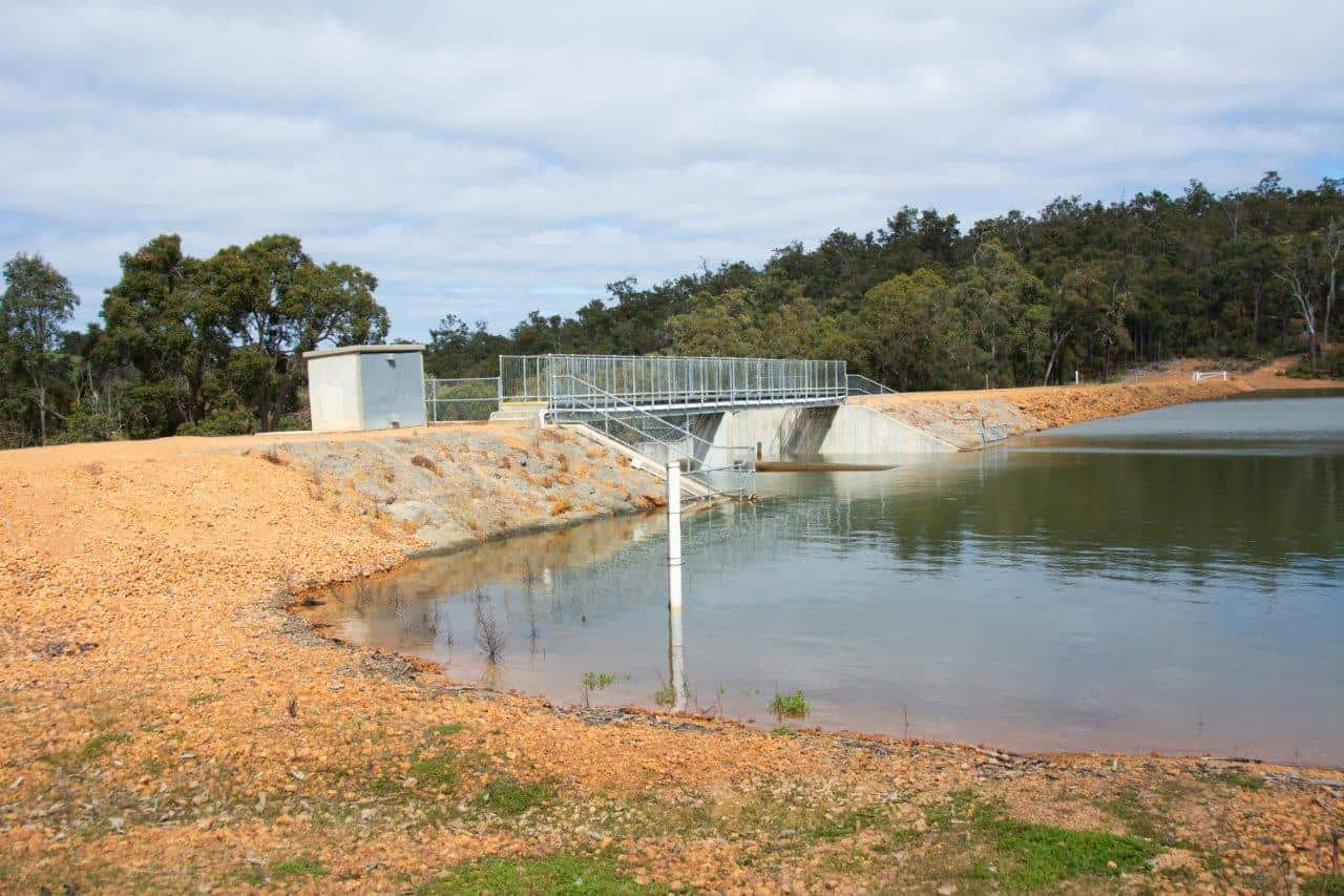 Glen Mervyn Dam