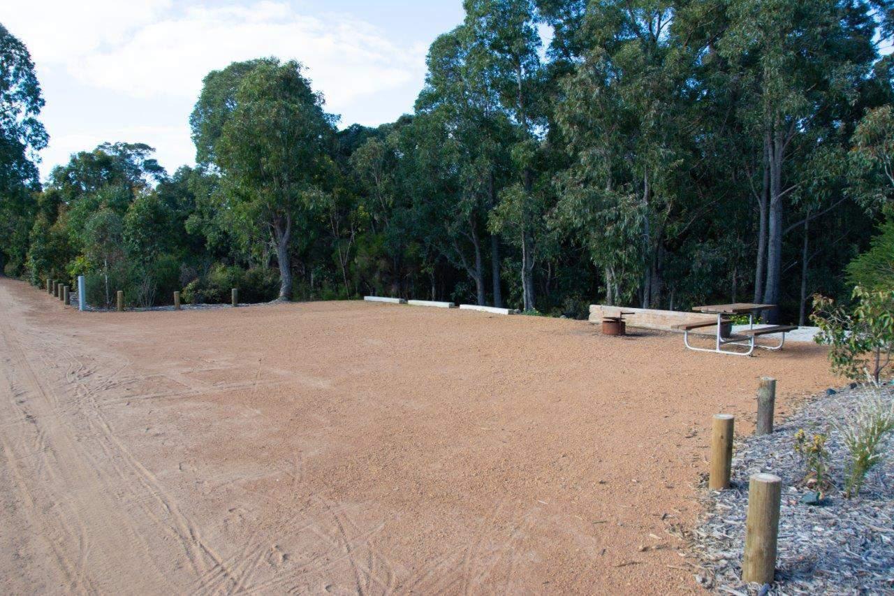 Big camp sites