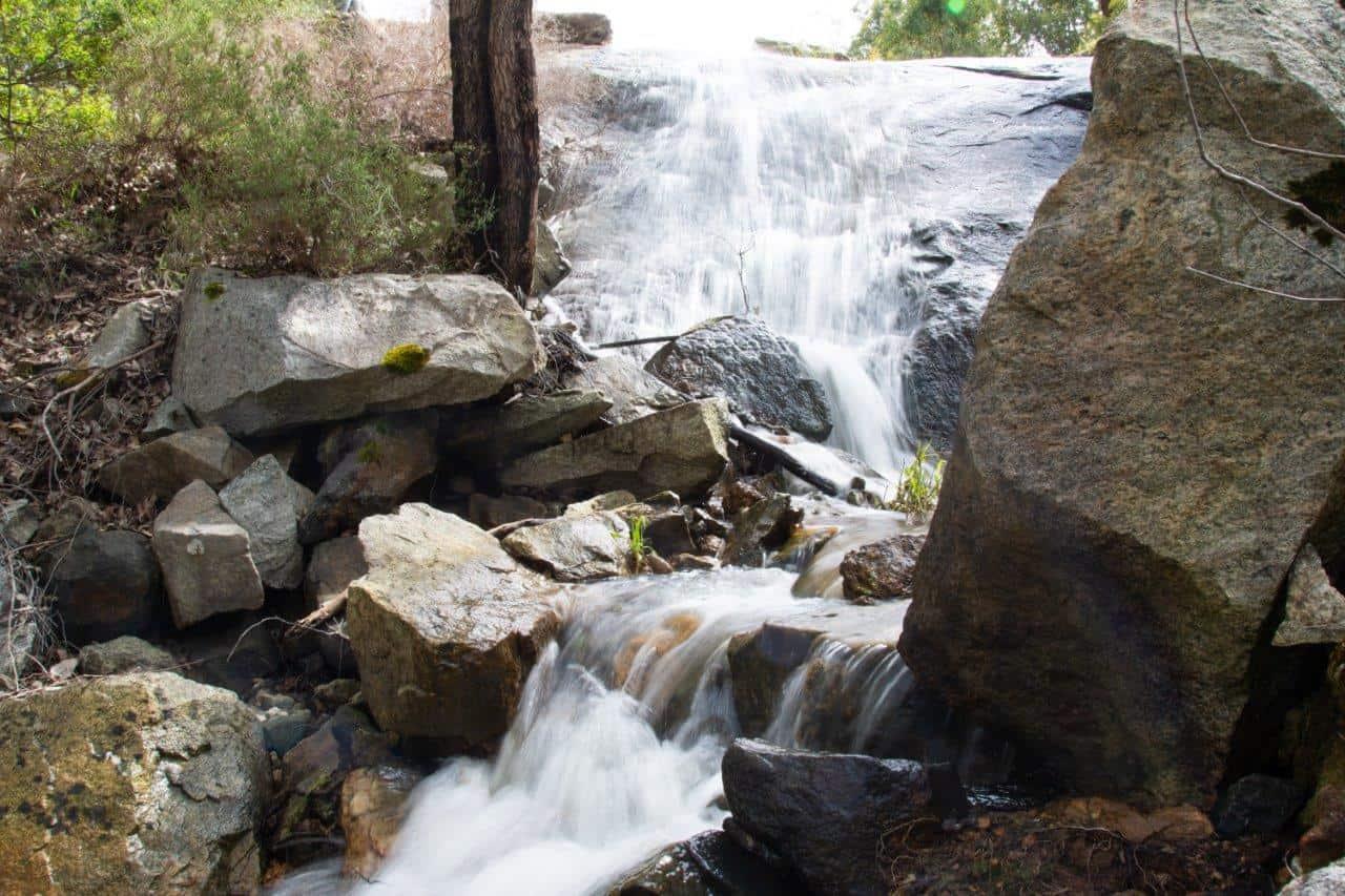 Glen Mervyn Waterfall