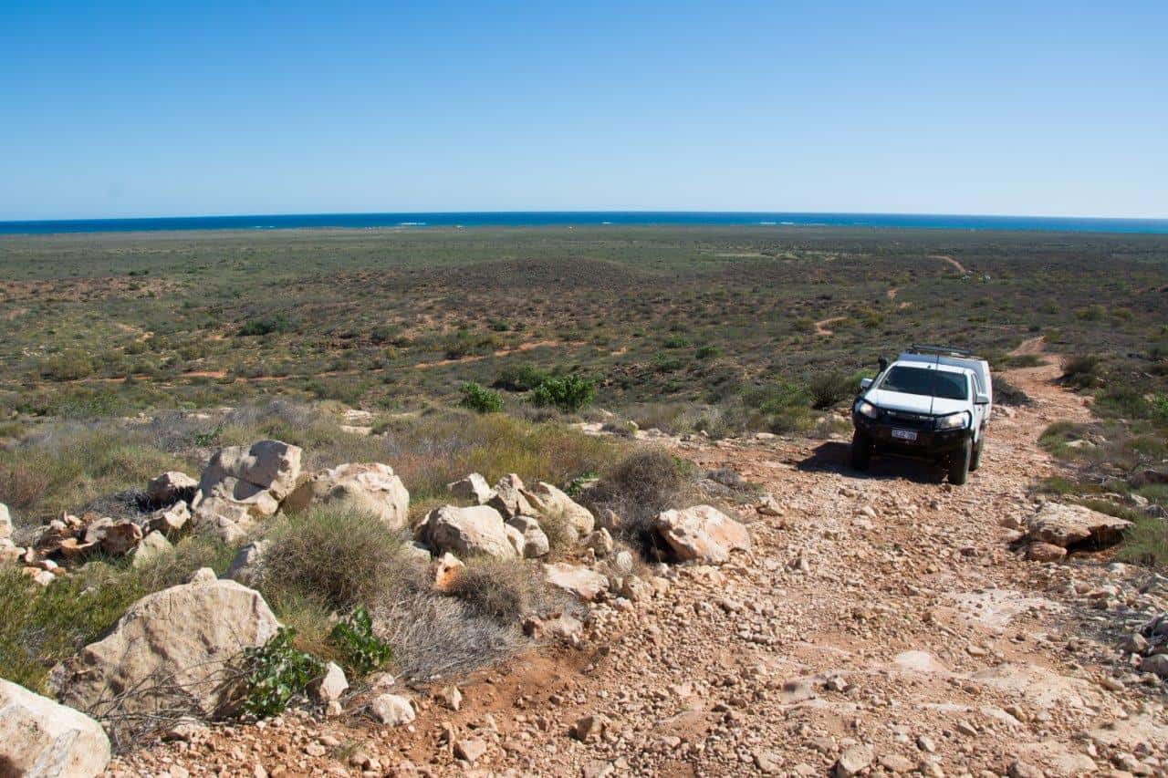 Exmouth 4WD Tracks