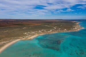 Osprey Bay Camp site
