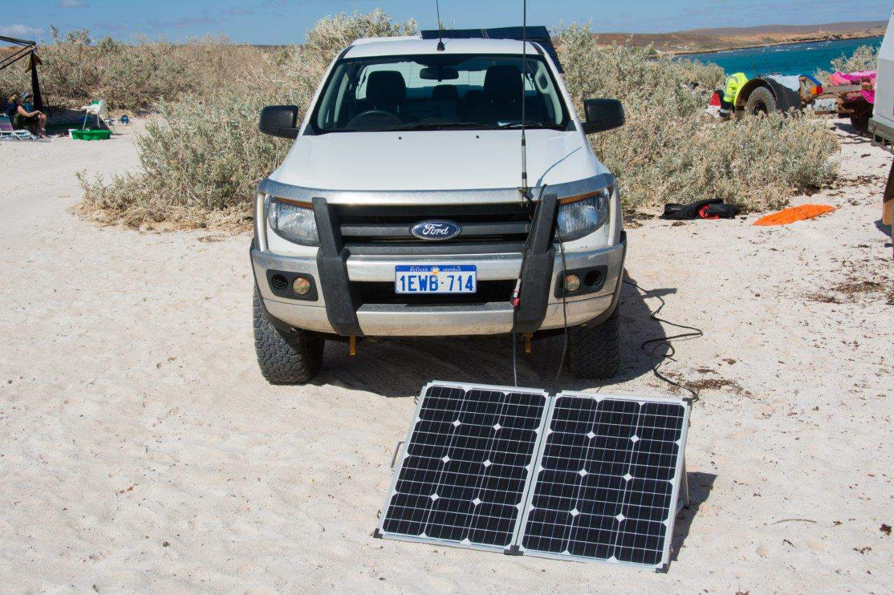 Solar panels portable or fixed